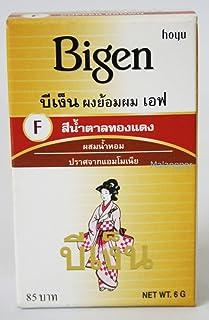 Bigen 永久粉末*剂不含氨 - (F) 铜棕色