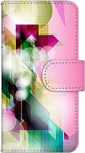 智能手机壳 手册式 对应全部机型 印刷手册 wn-176top 套 手册 CG设计 数码 3D UV印刷 壳WN-PR014367-S AQUOS PHONE es WX04SH B款
