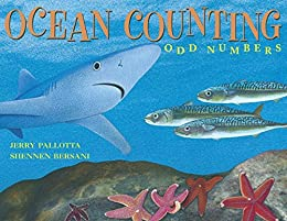 """""""Ocean Counting: Odd Numbers (Jerry Pallotta's Counting Books) (English Edition)"""",作者:[Pallotta, Jerry]"""