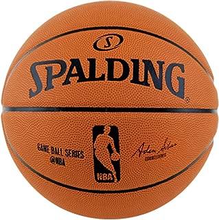 SPALDING(斯伯丁)篮球 5号球 官方NBA仿真球 83-042Z