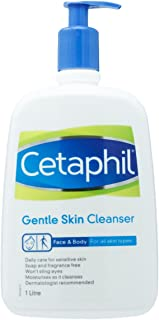 Cetaphil 柔肤洁面乳 1 Pk (33.80 Fl. Oz / 1L)