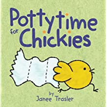Pottytime for Chickies (English Edition)