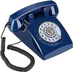 Rotary Dial Telephones Sangyn 1960 年代经典老式复古地铁台电话