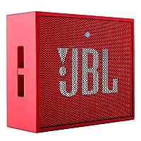 JBL GO 音乐金砖 便携迷你蓝牙小音箱/音响 低音炮 红色(美国品牌)