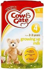 英国 牛栏Cow&Gate 四段配方婴幼儿奶粉易乐罐 2-3岁 800g