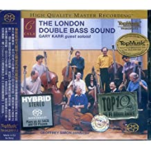 进口CD:伦敦低音大提琴之声 The London Double Bass Sound/Geoffrey Simon conductor(SACD) TMSACD90172