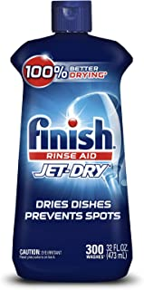Finish Jet-dry, Rinse Agent, 32 Ounce