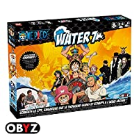 Abysse America Inc. ONE PIECE - ABYstyle 水質 7 戰斗棋盤游戲