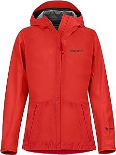Marmot 女士极简主义硬壳防雨夹克