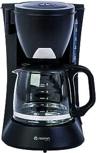 过滤器咖啡机适用于 raydanhome 4 a 6 tazas
