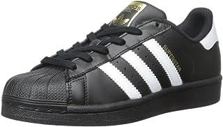 adidas 阿迪达斯 Originals Superstar 中性款 儿童运动鞋 Core Schwarz Wei? Schwarz 37 EU