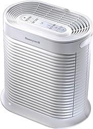Honeywell 霍尼韦尔 hpa100TRUE HEPA *原去除剂,155 平方英寸(约 14.4 平方米)。 需配变压器