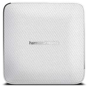 Harman/Kardon 哈曼卡顿 便携无线扬声器和会议系统 便携蓝牙音箱 音乐精英 ESQUIRE WHTCH 白色