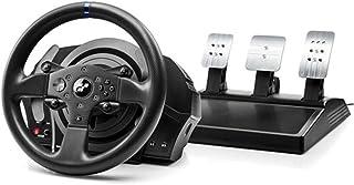 CM thrustmaster 2.54cm T 300RS GT 版方向盘和 pedal 套装黑色