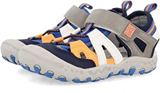 GIOSEPPO 男童 Contoy 罗马凉鞋凉鞋