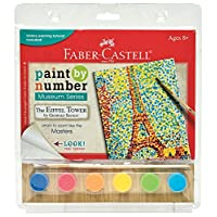 Faber-Castell Paint by # 博物馆系列 The Eiffel Tower