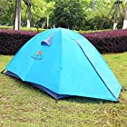 MOBI GARDEN 牧高笛 CAMTHLON系列 双层双人户外帐篷 99元