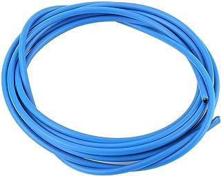 Tbest 自行车移位电缆,4mm 自行车移位器电缆齿轮线自行车电缆,适用于山地公路 MTB 自行车替换配件套件