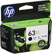 HP 63XL 墨盒 黑色(加量) F6U64AA Amazon.co.jp 限定版