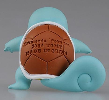 口袋妖怪怪物系列MC_004 杰尼龟- 玩具- 亚马逊中国