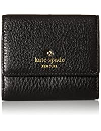 kate spade new york Cobble Hill Tavy Wallet, Black, One Size