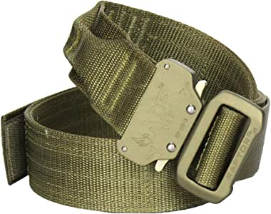 Fusion 1.50-Inch Rigger's Belt with Nylon Loop and Raptor-Alum Buckle