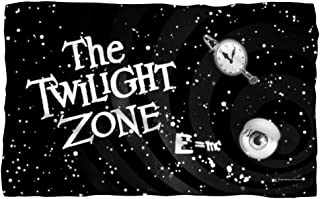 "Another Dimension - The Twilight Zone - Fleece Throw Blanket (36""x58"")"