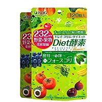 ISDG Diet酵素 232种果蔬孝素 燃烧瘦 纤体塑形 吃出小蛮腰 120粒/袋*2袋
