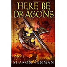 Here Be Dragons (Welsh Princes Trilogy) (English Edition)