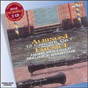 进口CD:阿尔比诺尼:12首协奏曲(2CD)(4757757)