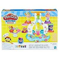 Hasbro 孩之宝 Play-Doh 培乐多彩泥 经典系列 冰激凌旋风组合(白) B0306