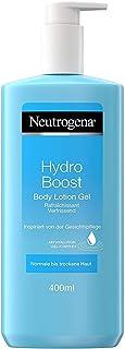 Neutrogena Neutrogena Hydro Boost Body 乳液凝胶/清新和超轻质身体乳含有透明质酸液 / 3 x 400 毫升