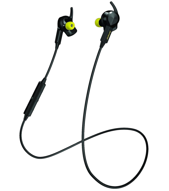 Jabra Pulse入耳式蓝牙运动耳机(心率监测)
