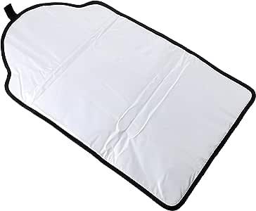 Spv77EN 婴儿尿布更换衬垫防水便携折叠垫 24.80 英寸 x 14.37 英寸