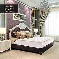 美国金可儿(Kingkoil)弹簧床垫 女性订制设计 席梦思1.51.8米 洲际酒店钻石 (1800*2000)