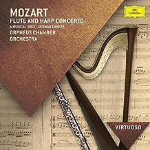 进口CD:莫扎特:长笛与竖琴协奏曲/苏珊·帕尔马 南希·艾伦 Mozart:Flute and Harp Cto/Orpheus Chamber Orch(CD)4787899