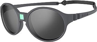 Ki ET LA Jokakids 儿童时尚太阳镜– 100%牢不可破–强灰色–适合 4-6岁的儿童