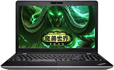 ThinkPad 黑将 S5-20G4A003CD(联想)15.6英寸游戏笔记本(i5-6300HQ 4G 1T 1080P高清屏 GTX960M 2G独显 3D摄像头 Win10)银色