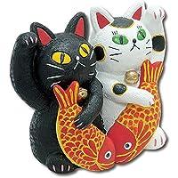 You power Tadaharu Itoi 丝井忠晴 手工绘画猫收藏 多色 サイズ:W14xH12xD9cm -