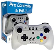 Old Skool 无线专业控制器游戏垫,任天堂 Wii U - 灰色
