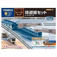 TOMIX N轨距 轨道套装 待避线套装 轨道样式B 91026 铁道模型 轨道套装