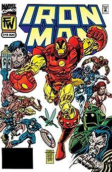 """Iron Man (1968-1996) #319 (English Edition)"",作者:[Kavanagh, Terry]"