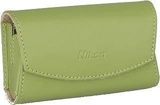 Nikon CS S16 皮质保护套包适用于尼康 Coolpix S3000 / S4000