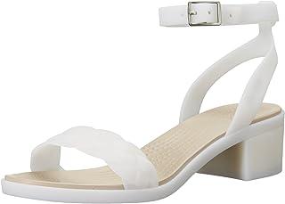 [Crocs] 卡骆驰 女士isabella高跟凉鞋204002