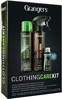 服装护理套件 | 一体化售后护| 活性洗护修复内衣 | 高性能洗护清洁所有技术装备 | Bluesign 认证 | 不含PFC