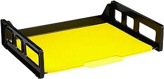 Officemate 可回收信纸托盘,信纸尺寸,黑色,12 件 (26052)