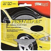 Trimbrite T1114 1/8 细条纹胶带 黑色 T1114