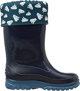 Romika 男女通用儿童 05010 惠灵顿靴