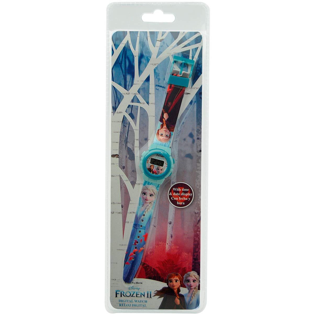 Disney 冰雪奇缘 WD20747 Frozen 2 数字女孩手表