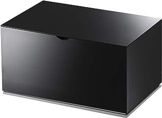化妆棉&棉棒盒 黑色 2428
